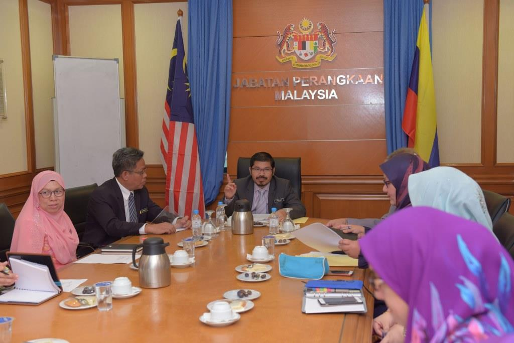 Courtesy Visit by Malaysia Productivity Corporation (MPC)